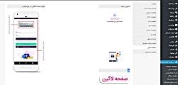 آموزش بخش تنظیمات پوسته - تنظیمات لاگین اپلیکیشن فروشگاهی وردپرس اپ پاش